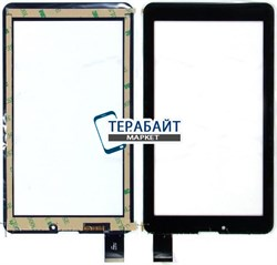 Тачскрин для планшета Explay S02 3G - фото 14222