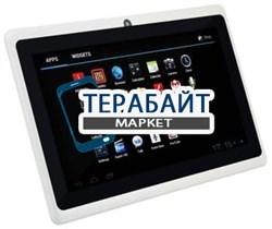 Тачскрин для планшета iRu Pad Master A701W 512Mb 4Gb SSD - фото 17025