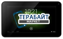 Тачскрин для планшета Overmax BasicTab 2 - фото 17105