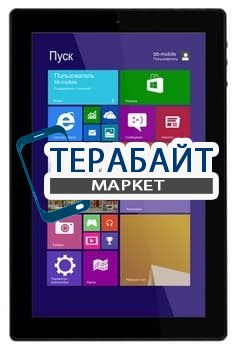 Тачскрин для планшета bb-mobile Techno W8.9 3G (I890BG) - фото 17144