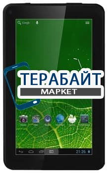 Тачскрин для планшета Elenberg TAB709 - фото 17168