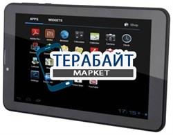 Тачскрин для планшета iRu Pad Master M717G 3G - фото 17360