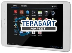 Тачскрин для планшета iRu Pad Master M7801G 3G - фото 17363