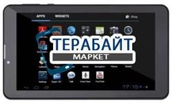 Тачскрин для планшета iRu Pad Master M702G 3G - фото 17375