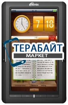 Аккумулятор для электронной книги Ritmix RBK-423 - фото 18043