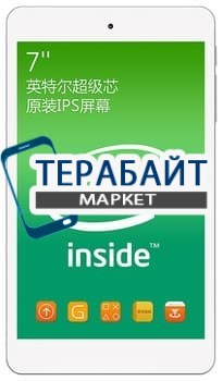 Тачскрин для планшета Teclast P70H - фото 25006
