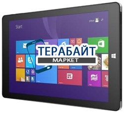 Тачскрин для планшета Pixus TaskTab 10.1 3G - фото 27090