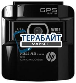 Аккумулятор для видеорегистратора HP F210 - фото 31162
