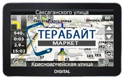 Тачскрин для навигатора Digital DGP-7010 - фото 31628