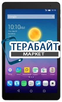 Тачскрин для планшета Alcatel OneTouch POP 10 - фото 31663