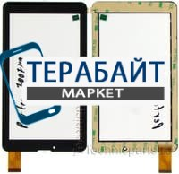 Тачскрин для планшета Perfeo 7007-HD черный - фото 33081