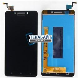 """Дисплей для """" Lenovo"""" A5000 + тачскрин (черный) - фото 39806"""
