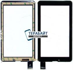 Тачскрин для планшета Exeq P-746 черный - фото 43520