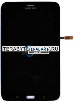 Модуль (матрица+тачскрин) Samsung Galaxy Tab 3 7.0 Lite T111 черный, - фото 44679