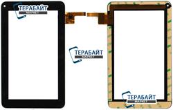 Тачскрин для планшета Prestigio multipad 7.0 pmp3670b - фото 45240