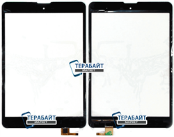 Тачскрин для планшета SUPRA M826G белый - фото 45542