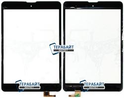 Тачскрин для планшета SUPRA M826G черный - фото 45543