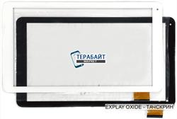 Тачскрин для планшета Explay Oxide черный - фото 46297