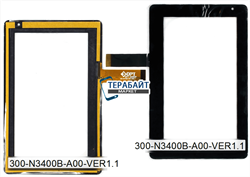 Тачскрин для планшета Explay Informer 701 702 703 - фото 46601