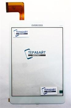 Тачскрин для планшета DEXP Ursus 8E mini 3G белый - фото 47248