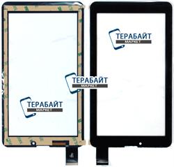 Тачскрин (сенсор) для планшета TurboPad 723 - фото 48962