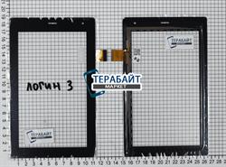 Тачскрин для планшета Мегафон Логин 3 - фото 48968