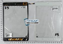 Тачскрин для планшета Eplutus G80 - фото 49150