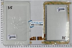 Сенсор (тачскрин) для планшета AMPE A76 - фото 49347