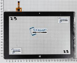 DEXP Ursus GX110 3G тачскрин - фото 49361