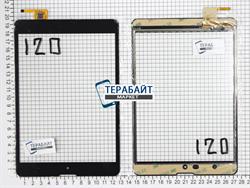 Тачскрин для планшета Texet TM-7877 черный - фото 49540