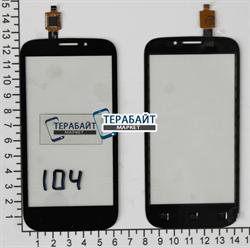 Fly IQ4404 Spark тачскрин сенсор для телефона - фото 49562