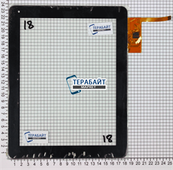 Тачскрин для планшета Telefunken TF-MID9707G 300-L4567K-B00 - фото 50421