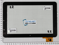 Тачскрин для планшета Tesla Gravity 10.1 FHD - фото 50439