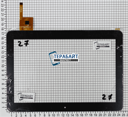Тачскрин для планшета SUPRA M143 белый - фото 50463