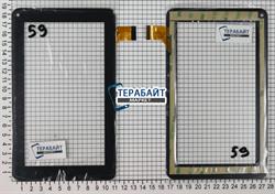 Тачскрин для планшета SUPRA M741 - фото 50949