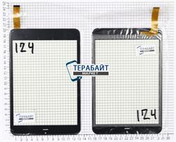 Тачскрин для планшета DEXP Ursus 8E2 mini 3G черный - фото 51239