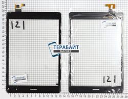 Тачскрин для планшета Explay sQuad 7.82 3G черный - фото 51269