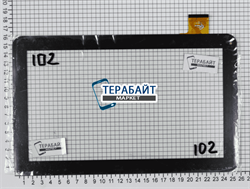 Тачскрин GT10MR100 FHX черный - фото 51657
