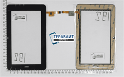Тачскрин для планшета Prestigio PMP7150 3G - фото 52517