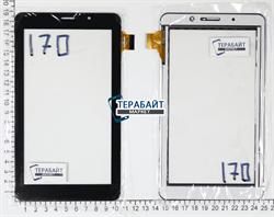 Тачскрин для планшета iRu Pad Master M721Gi 3G - фото 52552