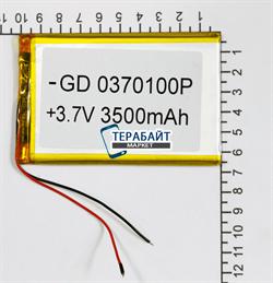 Аккумулятор (АКБ) для планшета Tesla Impulse 7.0 3G - фото 52722
