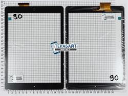 Тачскрин для планшета bb-mobile Techno 9.7 3G TM056U черный - фото 52974