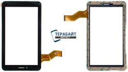 Тачскрин для планшета Irbis ТХ55 - фото 53127