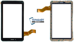 Тачскрин для планшета Irbis TX71 - фото 53129