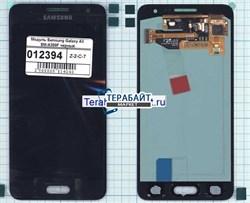"""Дисплей для """"Samsung"""" A300 Galaxy A3 + тачскрин (черный) - фото 53463"""