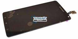 """Дисплей для """"Lenovo"""" S930 + тачскрин (черный) - фото 54140"""