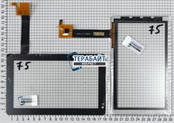 Тачскрин для планшета Prestigio MultiPad PMP7074B3G - фото 54337