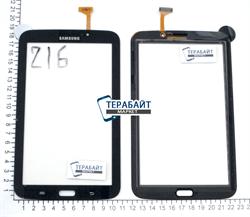 Тачскрин для планшета Samsung Galaxy Tab 3 P3210 SM-T210 черный - фото 54356
