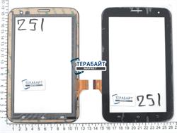 Тачскрин для планшета Treelogic Gravis 73 3G GPS SE - фото 54526