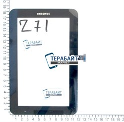 Тачскрин Samsung Galaxy Tab 2 P3110 черный - фото 55080
